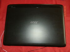 acer aspire 7520 hull screen full/front+behind