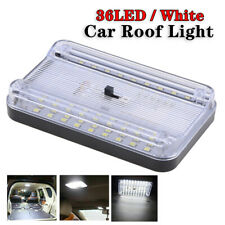 36LED Bright White Dome Roof Ceiling Car Interior Reading Lights Lamp Bulb