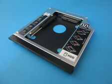 2.hdd SATA adaptador para HP EliteBook 6530b 6930p 8540p 8730 12,7mm
