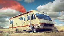 "107 Breaking Bad - White Final Season 2013 Hot TV Show 25""x14"" Poster"