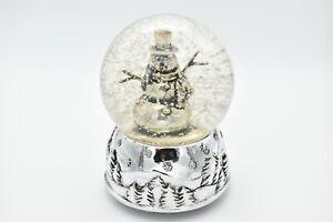 St. Nicholas Musical Waterglobe Jingle Bells Snow Globe