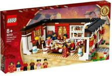 Lego 80101 Chinese New Year's Eve Dinner - Brand new sealed set