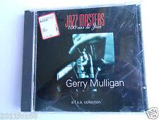 cd jazz blues soul jazz masters 100 ans de jazz gerry mulligan Raro cd's cds abc