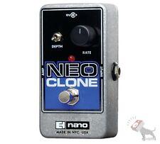 Electro Harmonix Neo Clone Analog Chorus Guitar Effects Pedal