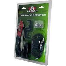 Gorilla Gear Compact Trimming Saw Treestand Set up kit Turkey Blind Deer Hunting