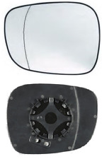 Spiegelglas Außenspiegel Links Heizbar Asphärisch Chrom 2-PIN BMW X1 X3