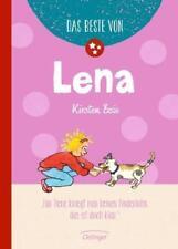 Das Beste von Lena von Kirsten Boie (2016, Gebundene Ausgabe)
