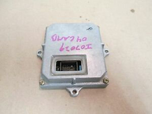 Maserati Coupe Spider Gransport Headlight Xenon ECU # 980001133