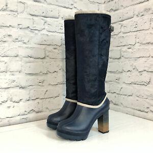 Sorel Medina IV Premium Navy Boot Womens Waterproof Size US: 5 / EUR: 36