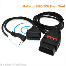 Galletto 1260 ECU EOBD ODBII ODB2 VAG Cable Chip Programmer Remap Flasher Tool