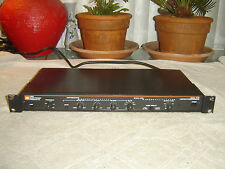 JBL Urei Electronic Products 7110, Limiter / Compressor, Vintage Rack