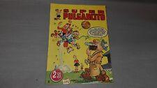 SUPER PULGARCITO EDITORIAL BRUGUERA FEBRERO DE 1950