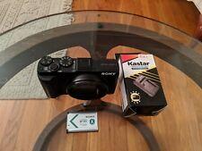 Sony Cyber-shot DSC-HX50V 20.4MP Digital Camera - Black  30x Zoom