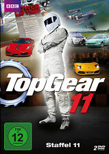 2 DVDs * TOP GEAR ~ STAFFEL 11 # NEU OVP^