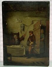 Antique 18th 19th Century PAINTING SIR LAUNCELOT TIMOTHY CARBSHAW OLD MASTER