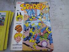 SPIDEY n° 36 très bon état, comme neuf. Le journal de SPIDER MAN de 1983