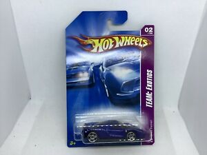 HOT WHEELS BLUE ENZO FERRARI #114 2008