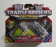 Hasbro Transformers RPMs Autobot Ratchet Vs. Megatron Battle Series 05 of 08 NEW