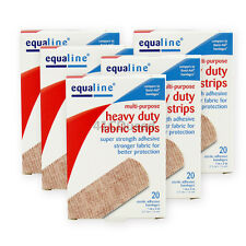 Pack of 60PCs 1INX3IN Super Strength Adhesive Bandages Hemostasis Band aids