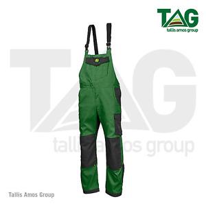 Genuine John Deere Adults Green Bib & Brace - MCS1259940