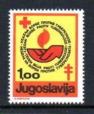 YUGOSLAVIA MNH 1978 SG1837 OBLIGATORY TAX - ANTI TUBERCULOSIS WEEK