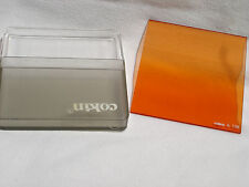 Cokin  A series 198 SUNSET 2 filter with plastic case only #0910