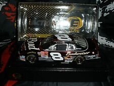 2002 RCCA Elite 1:24 Dale Earnhardt Jr #8 Budweiser Color Chrome Diecast