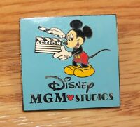 Genuine Walt Disney 2005 MGM Studios Blue Mickey Mouse Collectible Pin *READ*