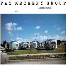 American Garage - Pat Metheny Group CD ECM RECORDS