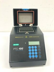 MJ / Bio RAD PTC-100 Programmable Peltier Thermal Controller AS IS PARTS ONLY