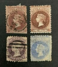Australia Stamps Used