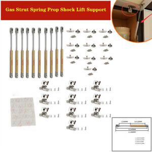 Gas Strut Spring Prop Shock Lift Support Steel For RV Car Kitchen Cabinet-Door