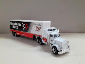 MATCHBOX  CONVOY KENWORTH  SUPER STAR TRANSPORTER. WESTERN AUTO 17