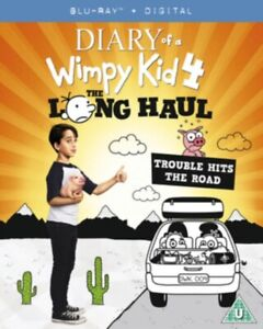 Diary of a Wimpy Kid 4 - The Long Haul BLU-RAY NEW & SEALED*