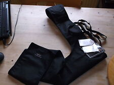 """Outhwaite 'Breathe-Comfort' Attachable Underbelly Cover XL 28""""-32"""" Black BNWT"""