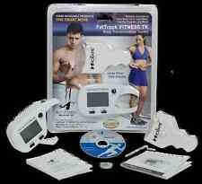 Body Fat Caliper FatTrack FITNESS TK: Body Transformation Toolkit