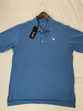 Brand New Rare Grey Goose Collection Adidas ClimaLite Men's Large Polo w/ Tags