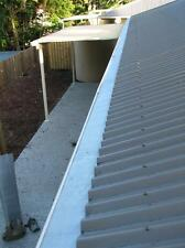 ZEROLADDER Premium Aluminium Gutter Guard The Leaves Just Float Over