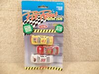 New 1992 Pit Row 1:64 Diecast NASCAR Greg Sacks Wally Dallenbach Ted Musgrave