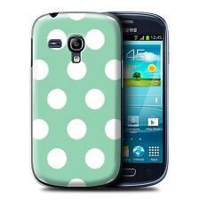 STUFF4 Phone Case for Samsung Galaxy S Smartphone/Polka Dot Pattern/Cover