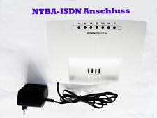 elmeg D@VOS 24- net NUR MIT NTBA/ISDN/Analog Telefon Anlage/ mit Treiber auf CD