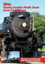 2816: Canadian Pacific Steam Across the Midwest, a DVD by Yard Goat Images