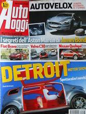 Auto Oggi n°3 2007 I Segreti dell' ASTON MARTIN di James Bond  [P45]