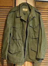 US Army M1951 M-51 Field Jacket OG-107 Cotton Sateen Medium Short