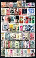 Messico - Lotto da 73  francobolli