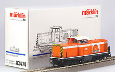 Märklin HO #83474 Seco/DG Class 133 Diesel Locomotive, N/BX 1994 only