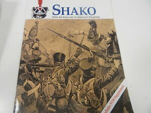 SHAKO Rules for NAPOLEONIC GAMING By Chris Leach