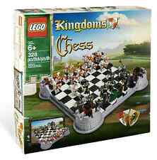 LEGO 853373 Kingdoms Schach Neu/OVP_CHESS NEW SEALED _Échecs _Ajedrez _Scacchi