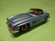 TEKNO DENMARK 925 MERCEDES BENZ 300SL 1957 - METALLIC BLUE 1:43 - GOOD CONDITION