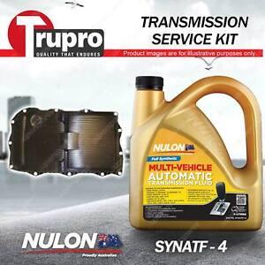 SYNATF Transmission Oil + Filter Service Kit for Jeep Grand Cherokee WK SRT8